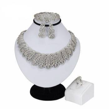 ARANZA SILVER – Costume Jewellery Set Clearance 8d255f28538fbae46aeae7: Silver Plated