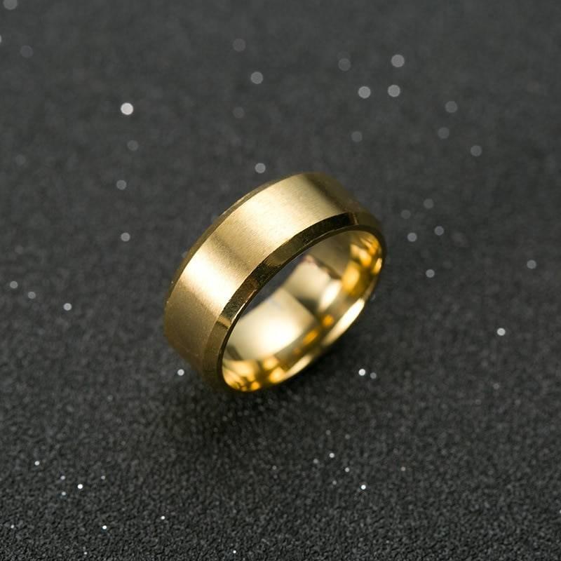 TRAVIS – Men's Titanium Steel Ring Men Men Rings 2ced06a52b7c24e002d45d: 10|11|12|13|6|7|8|9