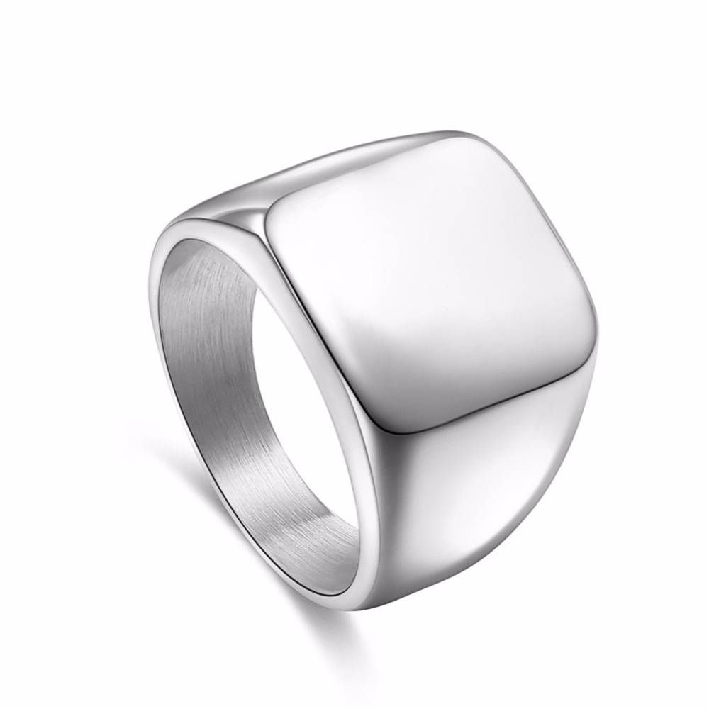 KYRIE – Men's Square Width Ring Men Men Rings 2ced06a52b7c24e002d45d: 10 11 12 13 14 6 7 8 9