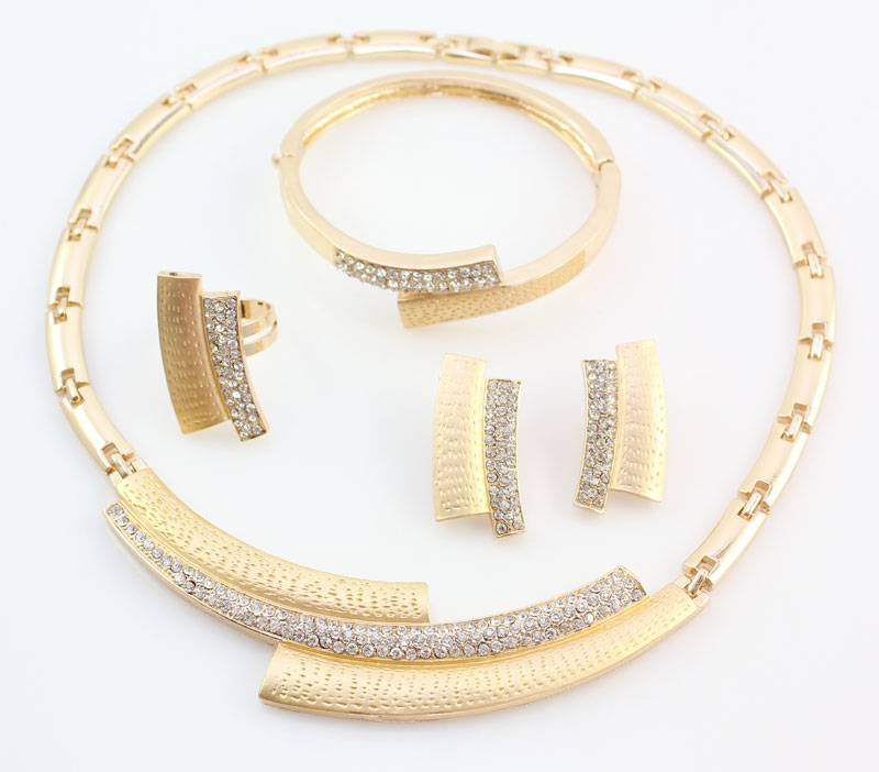 WRAP – Bridal Crystal Rhinestone Fashion Jewellery Set Clearance Item Type: Jewelry Sets