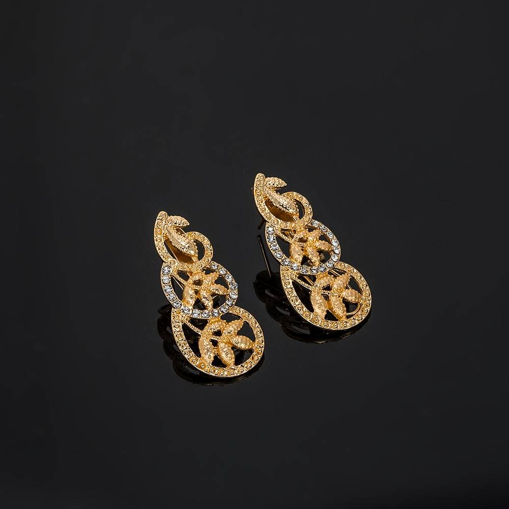 ARANZA GOLD – Costume Jewellery Set Clearance 8d255f28538fbae46aeae7: Pure Gold Color