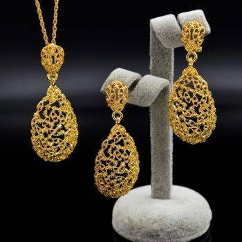 MAYA – Vintage Hollow Out Water Drop Jewellery Set Clearance 8d255f28538fbae46aeae7: Earrings Necklace A|Earrings Necklace AS|Earrings Necklace B|Earrings Necklace BS|Earrings Pendant A|Earrings Pendant AS|Earrings Pendant B|Earrings Pendant BS