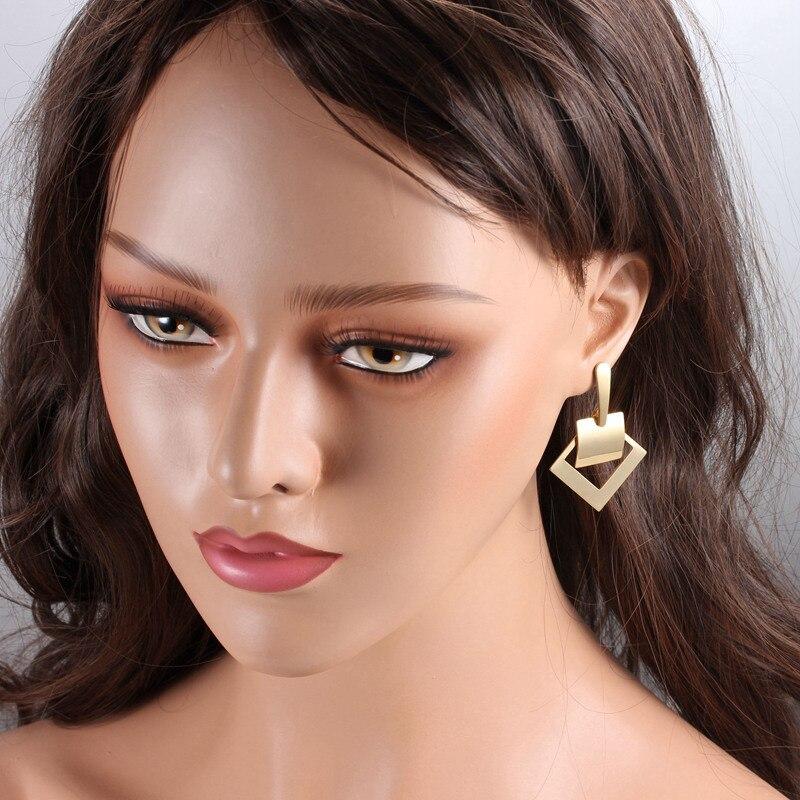 SPATIAL – Stainless Steel Dangle Earrings Drop Earrings Earrings 8d255f28538fbae46aeae7: 604|611|670|671|674|675|676|677|678|679|685