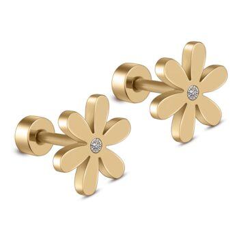 TARA – Stainless Steel Daisy Stud Earrings Earrings Stud Earrings 8d255f28538fbae46aeae7: A1415 Gold|A1415 Silver|A1416 Gold|A1416 Silver|A1417 Gold|A1417 Silver|A1418 Gold|A1418 Silver|A1419 Gold|A1419 Silver|A1420 Gold|A1420 Silver|A1421 Gold|A1421 Silver|A1422 Gold|A1422 Silver|A1423 Gold|A1423 Silver|A1424 Gold|A1424 Silver|A1426 Gold|A1426 Silver|A1427 Gold|A1427 Silver|A1429 Gold|A1429 Silver|A1430 Gold|A1430 Silver|A1431 Gold|A1431 Silver